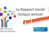 Le Rapport Social Unique, c'est maintenant!